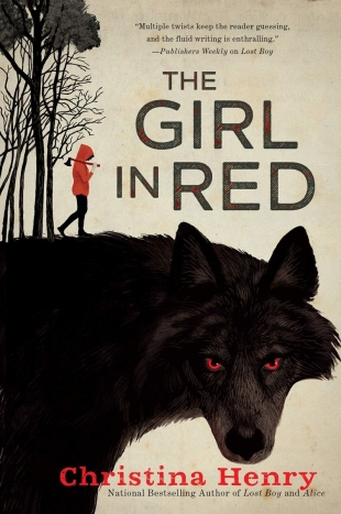 Review:  THE GIRL IN RED by Christina Henry