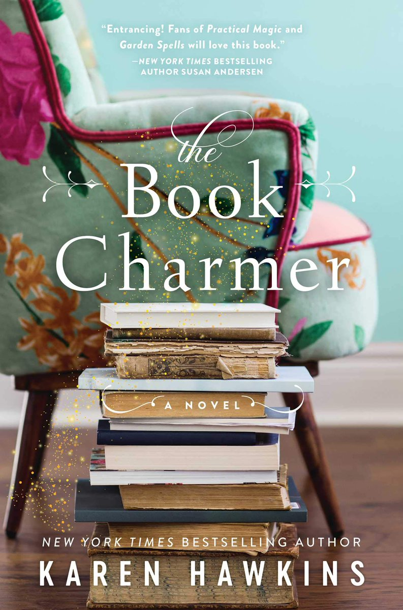 The Book Charmer (Dove Pond, #1) by Karen Hawkins