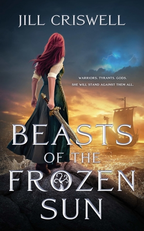 Review & Giveaway: BEASTS OF THE FROZEN SUN by Jill Criswell