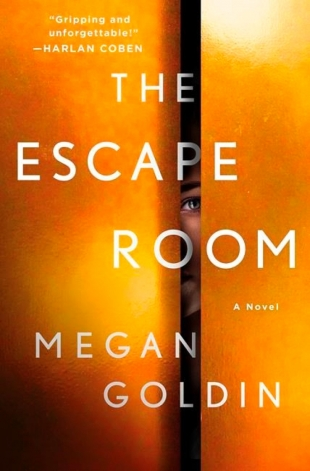 Review:  THE ESCAPE ROOM by Megan Goldin