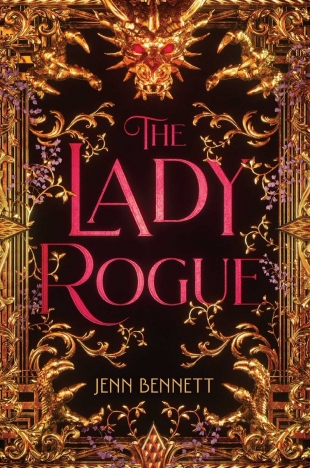 Review:  THE LADY ROGUE by Jenn Bennett