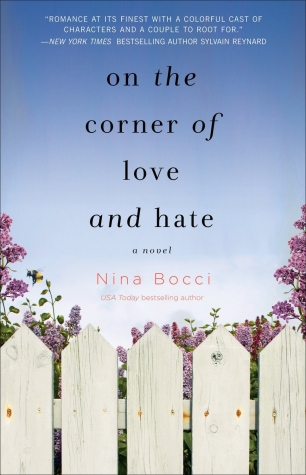 Review:  ON THE CORNER OF LOVE AND HATE by Nina Bocci