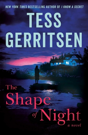 Review:  THE SHAPE OF NIGHT by Tess Gerritsen