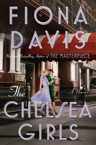 Review:  THE CHELSEA GIRLS by Fiona Davis