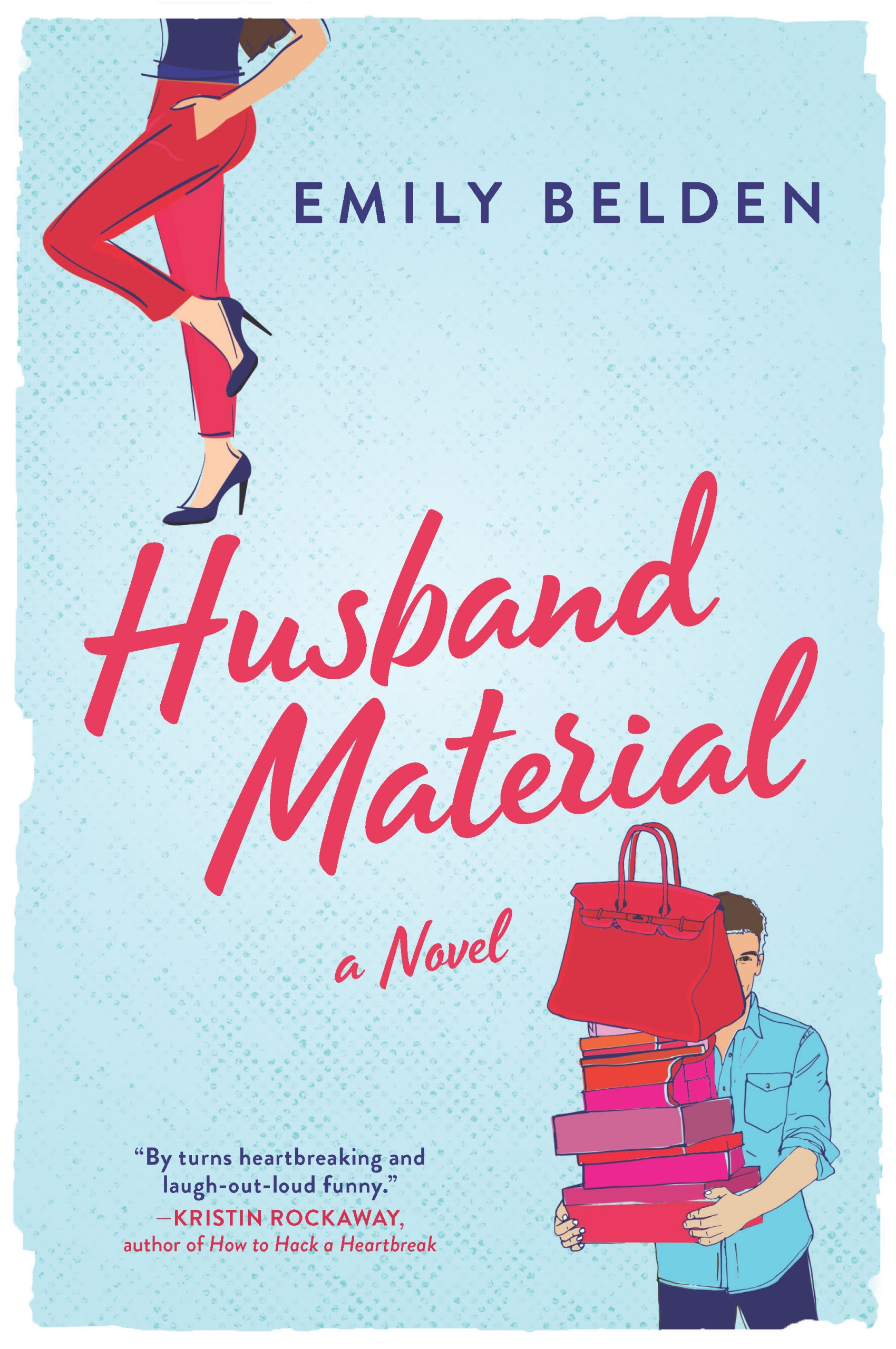 Husband Material by Emily Belden