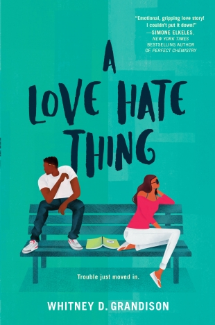 Review: A LOVE HATE THING by Whitney D. Grandison