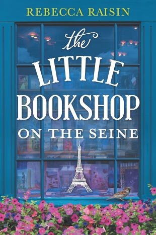 Review:  THE LITTLE BOOKSHOP ON THE SEINE by Rebecca Raisin