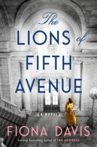 The Lions of Fifth Avenue by