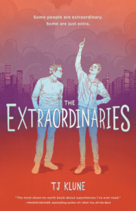 Reviews:  THE EXTRAORDINARIES & CINDERELLA IS DEAD