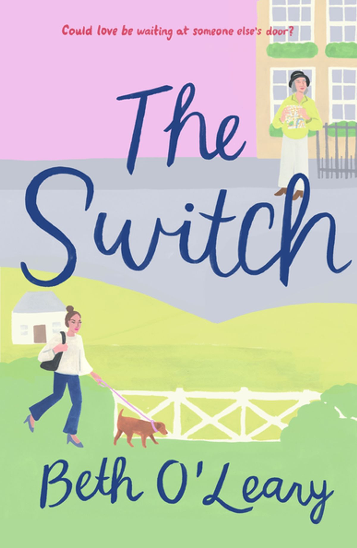 The Switch by Beth O'Leary, Daisy Edgar-Jones, Alison Steadman