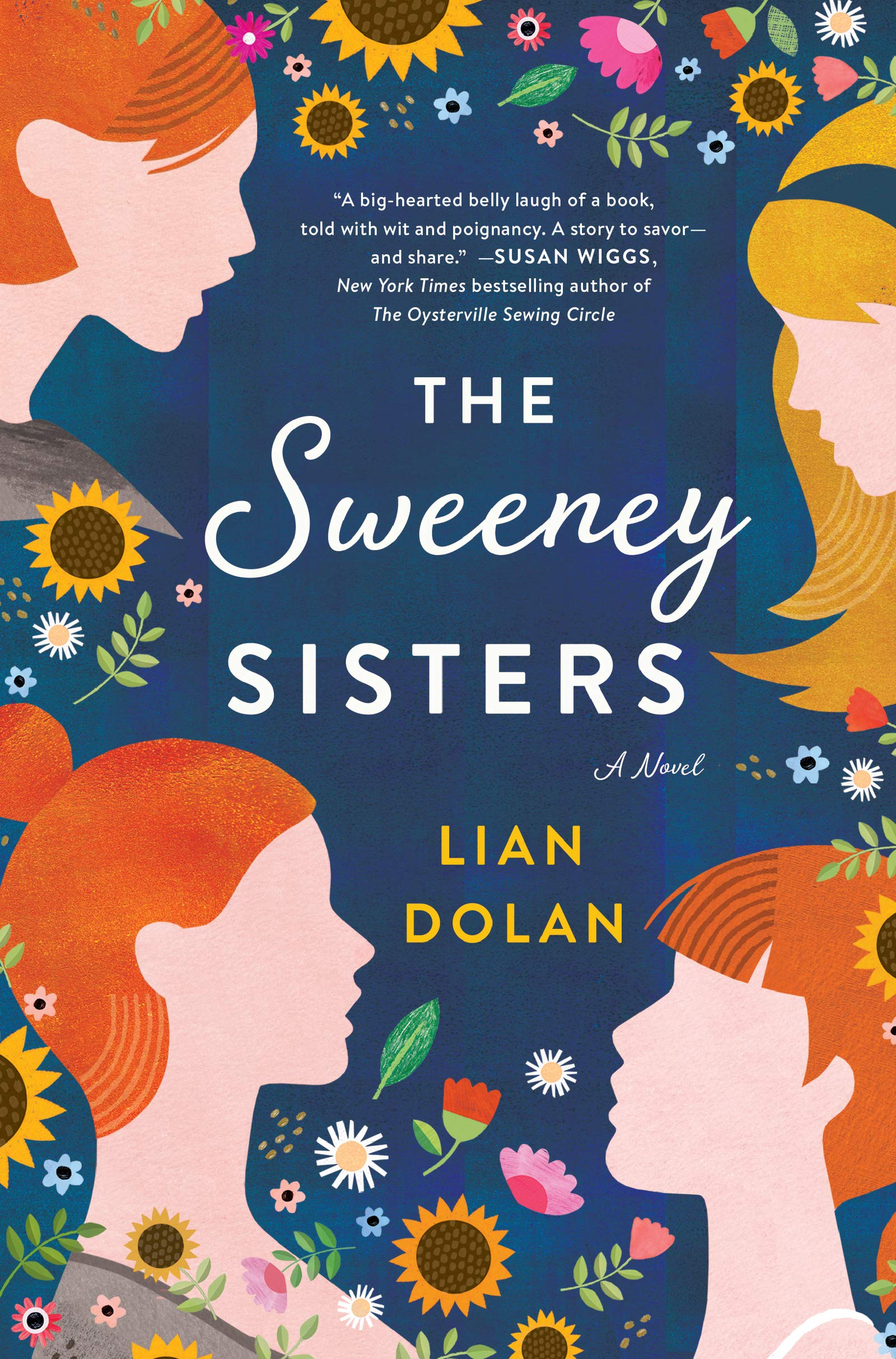 The Sweeney Sisters by Lian Dolan