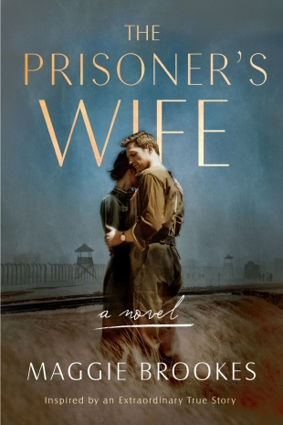 Review:  THE PRISONER'S WIFE by Maggie Brookes