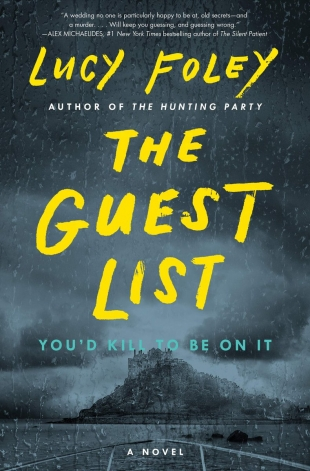 Review:  THE GUEST LIST by Lucy Foley