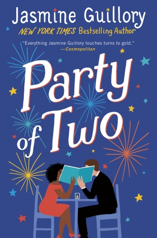 Review:  PARTY OF TWO by Jasmine Guillory