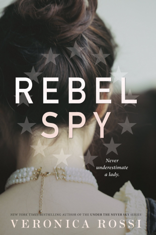 Review:  REBEL SPY by Veronica Rossi
