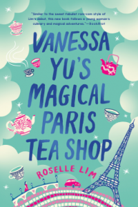 Vanessa Yu's Magical Paris Tea Shop by