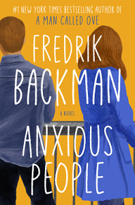 Reviews:  ANXIOUS PEOPLE & ONE BY ONE