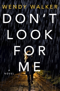 Reviews:  DON'T LOOK FOR ME & WE ARE NOT FROM HERE