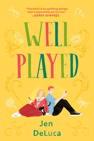 Review:  WELL PLAYED by Jen DeLuca