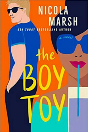 Review:  THE BOY TOY by Nicola Marsh