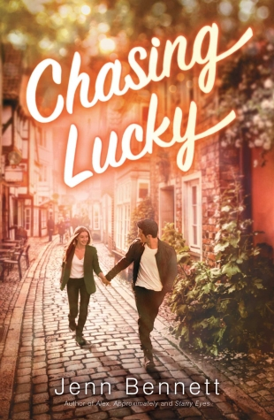 Review:  CHASING LUCKY by Jenn Bennett