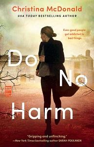 Reviews:  DO NO HARM & THE NIGHT OLIVIA FELL