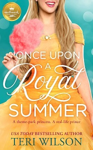 Once Upon a Royal Summer: A delightful royal romance from Hallmark Publishing by