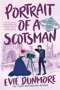 Portrait of a Scotsman (A League of Extraordinary Women, #3) by