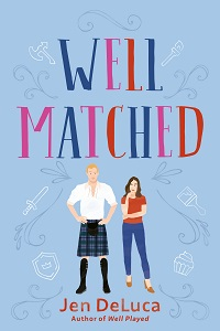 Well Matched (Well Met, #3) by